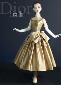 JS Gene Marshall ~ 'Phoenix' in Chris Stoeckel's rendition of Dior's 'Priscilla', 1954 ~ From the collection of Tom Logan ~ The Studio Commissary/kw