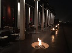 Dining at The Chedi Muscat is a multi-sensory experience, with the taste of outstanding flavours, the touch of the warm evening breeze and the sound of the ocean The Chedi Muscat, Zen Style, Leading Hotels, Ocean Sounds, Fine Dining, Multi Sensory, Sensory Experience, Restaurant, Warm