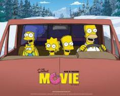 The simsons movie