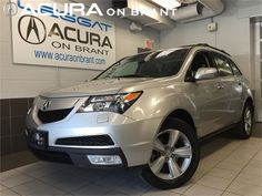 2013 Acura MDX PREMIUM GREATTIRES ROOFRACK 7PASS ONLY105K