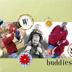 Buddies Layout