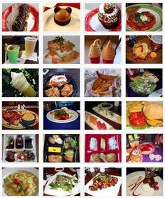 Walt Disney World Restaurants and Menus. THIS is great because it has comments and reviews about the experience...