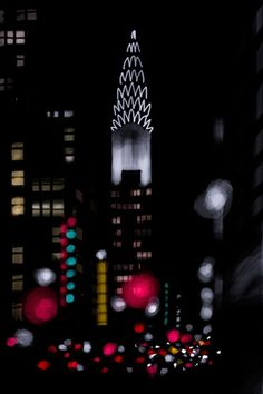 Lexington and 53rd Street  by Jorge Colombo - 20x200 (from $60)