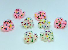 Animal crackers by DeckedOutJewelry on Etsy