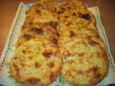 Pörden Keittiössä: Perunarieskat Fodmap, Zucchini, Smoothies, Pizza, Gluten Free, Yummy Food, Healthy Recipes, Cheese, Baking