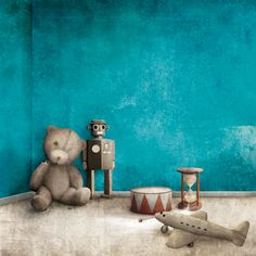 :: Sweet Illustrated Storytime ::  Illustration by Gabriel Pacheco