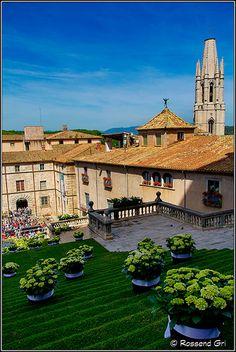 Girona Temps de Flors 2015 Catalonia