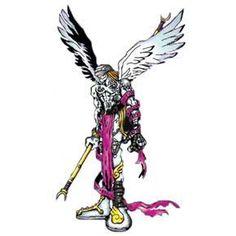 Piddomon - Champion level Angel digimon