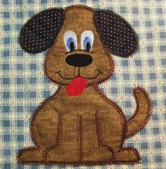 Image detail for -Machine Embroidery Designs - Furry Friends Applique Collection
