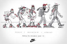 Nike, Artist Steven Harrington Team Up for Earth Day Capsule