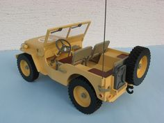 wood jeep model - Google Search