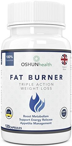 Fat Burner Pills | Max Strength Slimming and Weight Loss Pills | Glucomannan (Konjac Fibre), L-Carnitine, L-Tyrosine, Green Coffee Bean, African Mango, Chromium | Triple Action Thermogenic Appetite Suppressant Diet Pills for Burning Fat | 100% Safe & GMP Certified | OSHUNhealth | Limited Time Introductory Offer - http://weight-loss.mugambogroup.com/fat-burner-pills-max-strength-slimming-and-weight-loss-pills-glucomannan-konjac-fibre-l-carnitine-l-tyrosine-green-coffee-bean-af