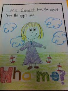 Deanna Jump Apples Unit Activities -  http://www.teacherspayteachers.com/Product/Apples-Math-and-Literacy-Activities
