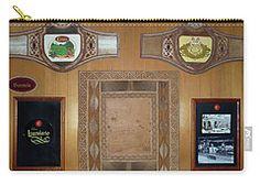 Carry-all Pouch featuring the photograph Cuba Cigar Lables by Francesca Mackenney Cuba Cigar, Pouches, Carry On, Photograph, Photography, Hand Luggage, Hand Carry Luggage, Photographs, Fotografia