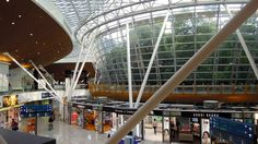 Kuala Lumpur airport atrium - Google Search