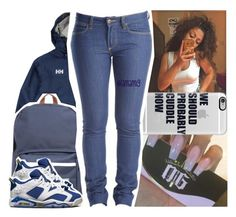 """""""slimbrez.."""" by lamamig ❤ liked on Polyvore featuring Helly Hansen, Casetify, Herschel, Wrangler and NIKE"""