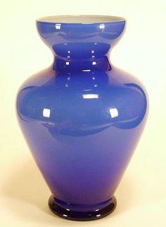 Hyazinthenvase Friedrich Glas 1970er Jahre