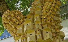 'Spontaneous City in the Tree of Heaven' by London Fieldworks