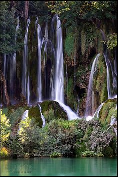Plitvice National Park #Croatie photo Paul Biris #Voyage #Paysage