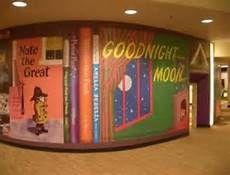 Children's Classics Wall