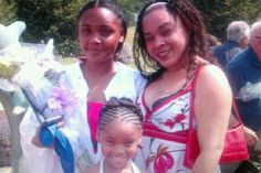 My sis & nieces!