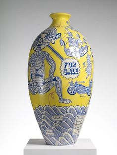 Grayson Perry The Rosetta Vase, 2011
