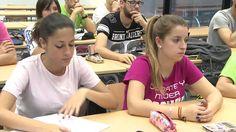 Grado de Ciencias de la Actividad Física y Deporte en la Universidad de Alicante. Más información en: http://cvnet.cpd.ua.es/webcvnet/planestudio/planestudiond.aspx?plan=C256&lengua=C #campusUA #study