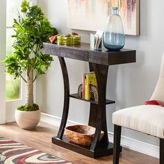 Found it at AllModern - Heather Console Table