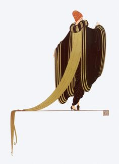 Erte | Art Deco
