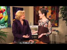 ▶ Quilt It: Pointers for Choosing a Quilting Design - YouTube  (This is an excellent tutorial!!!)