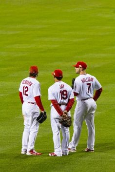 Of sins, redemption and Cardinal baseball