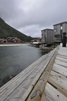 HAMNHOLMEN - Housing - Landscape and Planning, Lovund Norway | Valrygg & Trodahl Architects