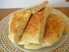 Italské placaté kynuté chleby bez lepku, mléka a vajec | Pro Alergiky