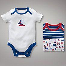 Baby Boy's Fashion | Baby Boys Clothes, Emile et Rose | John Lewis - Page 3