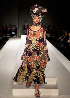 Fashion in Motion: KENZO. November 2010. l Victoria and Albert Museum #fashion
