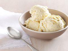 Vanilla Ice Cream With Honey recipe from Ted Allen via Food Network