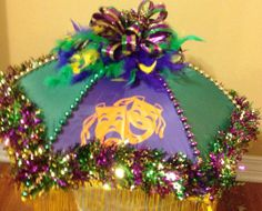 Items similar to Mardi Gras Second Line Umbrella with Pearls and Feathers on Etsy, . Items similar to Mardi Gras Second Line Umbrella with Pearls and Feathers on Etsy, Mardi Gras Food, Mardi Gras Carnival, Mardi Gras Parade, Mardi Gras Centerpieces, Mardi Gras Decorations, Mardi Gras Outfits, Mardi Gras Costumes, Carnival Costumes, Mardi Gras Wreath