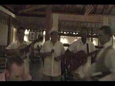Cuban Musical Trio at Sol Melia Las Dunas