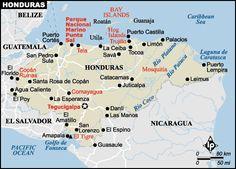 El viaje a Guatemala y Honduras en 18 días nos llevará a conocer los lugares más importantes del primero y una pequeña parada en el segundo en los cayos.