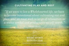 Some wisdom from Brene Brown | Repinned by Melissa K. Nicholson, LMSW www.mkntherapy.com