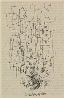 Death for the Idea - Paul Klee