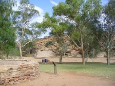 Old Telegraph Station, Alice Springs