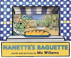 Mo Willems is perhaps best known for his Elephant and Piggie books. But if that's all you've read, you are missing some of the best Mo Willems books ever. Get this Mo Willems book list: your kids will love these books! Baguette, Mo Willems, Toddler Books, Childrens Books, New Pictures, Funny Pictures, Knuffle Bunny, Mo S, Read Aloud