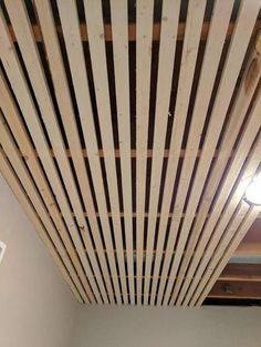 Remodeled basement from paneling and suspended ceiling. Used 8 ft. furring stripes on the ceiling, new can lights. There was drywall behind the paneling and patched, sanded and repainted… Basement Guest Rooms, Basement Windows, Modern Basement, Basement Stairs, Basement Bathroom, Basement Ideas, Basement Ceilings, Basement Storage, Basement Makeover