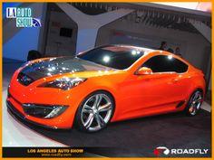 Hyundai Genesis Coupe :-)