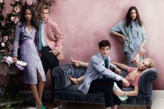 THE SPRING/SUMMER 2014 CAMPAIGN