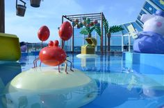 Kids around Europe and the world can rejoice as the global pre-school phenomenon has arrived on the Costa Diadema! Kids can enjoy new dedicated areas inside and out on the open decks of the largest cruise ship in the fleet.