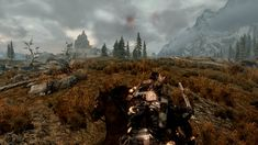 Horsemen - Mounted Combat Enhancement at Skyrim Nexus - mods and community