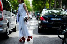 Paris Men's Fashion Week Spring 2016 |Street Style
