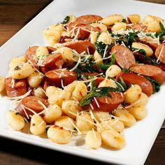 Smoked Sausage Gnocchi With Sun Dried Tomatoes Recipe : Target Recipes